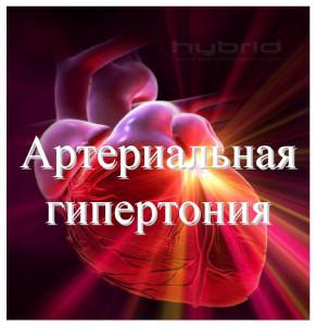Гипертония артериальная